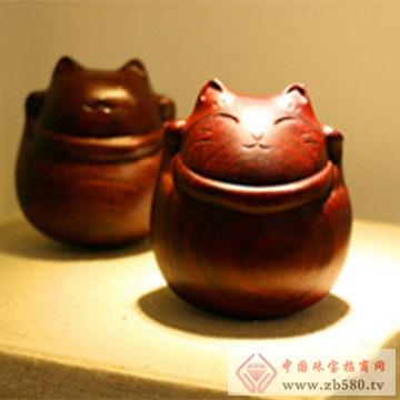 珍典红木文化饰品19