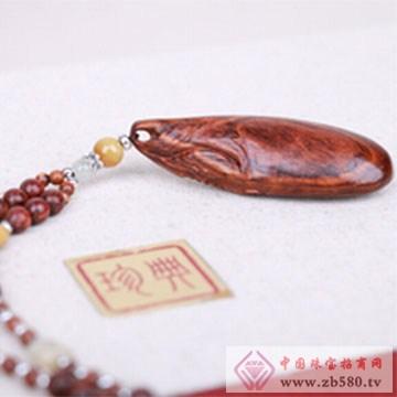 珍典红木文化饰品24