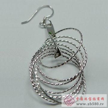 银工场珠宝耳钉1
