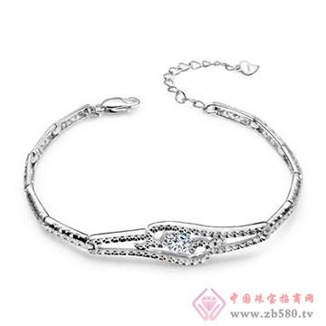 银工场珠宝手链1