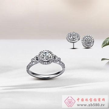 六福宝诚戒指