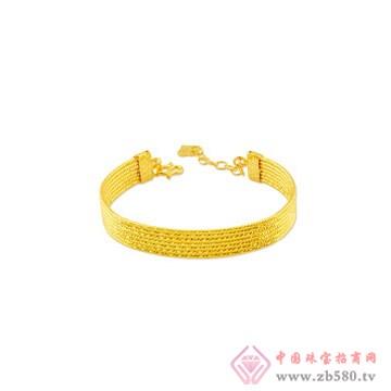 金诗铂珠宝黄金系列3