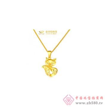 金诗铂珠宝黄金系列4