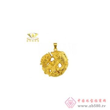 金诗铂珠宝黄金系列7
