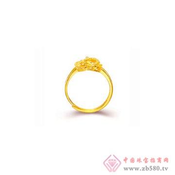 金诗铂珠宝戒指1