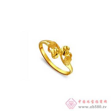 金诗铂珠宝戒指2