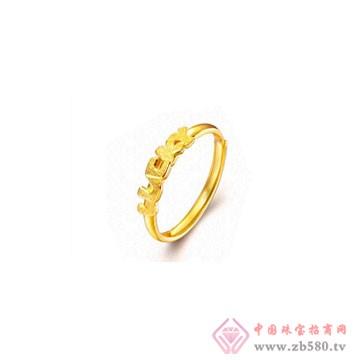 金诗铂珠宝戒指3