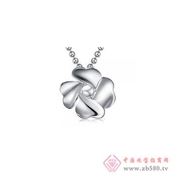 金诗铂珠宝银饰系列4