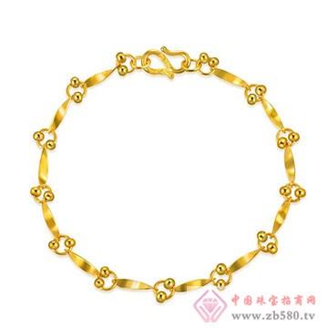 聚鑫源珠宝手链1