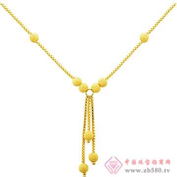 聚鑫源珠宝项链2