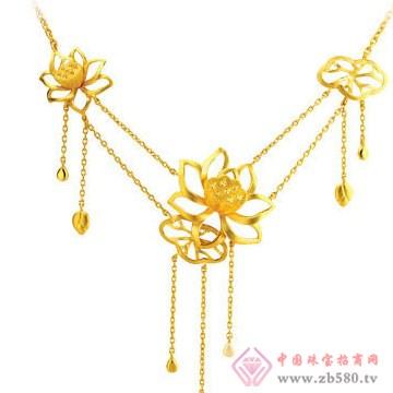 聚鑫源珠宝项链5