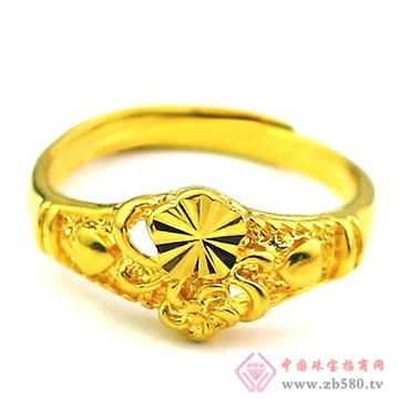 聚鑫源珠宝戒指2