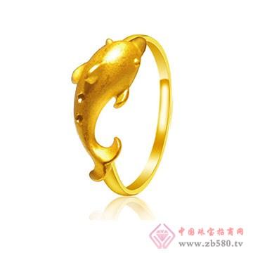 聚鑫源珠宝戒指3