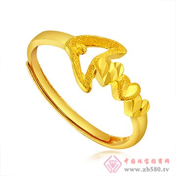 聚鑫源珠宝戒指5