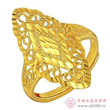 中金国鼎珠宝戒指