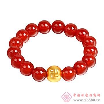 中金国鼎珠宝手链