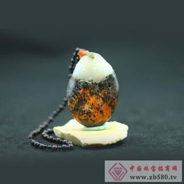 炎黄盛世珠宝-和田玉挂件03