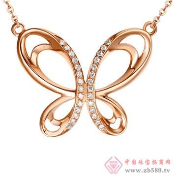 周六福珠宝-钻石项链04