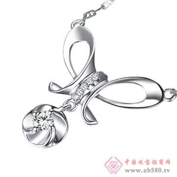 周六福珠宝-钻石项链07