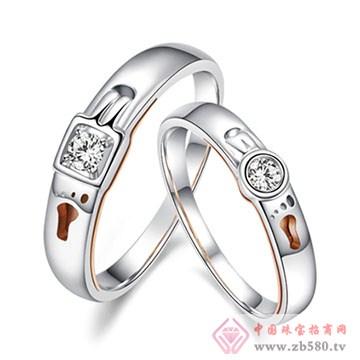 周六福珠宝-钻石情侣对戒04