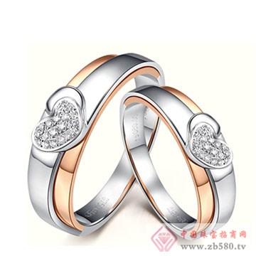 周六福珠宝-钻石情侣对戒05