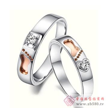 周六福珠宝-钻石情侣对戒06
