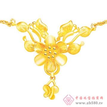 周六福珠宝-黄金项链