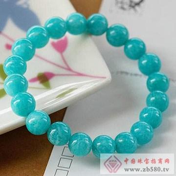 嘉图珠宝-5A顶级天河石手链