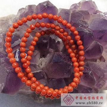 嘉图珠宝-南红玛瑙长链