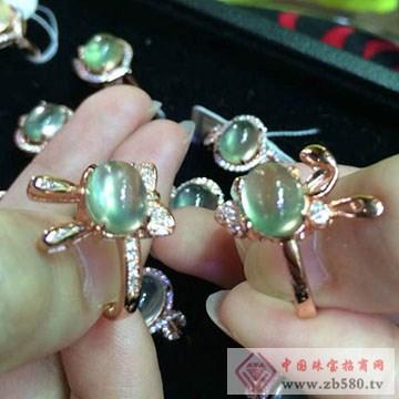 嘉图珠宝-葡萄石戒指02