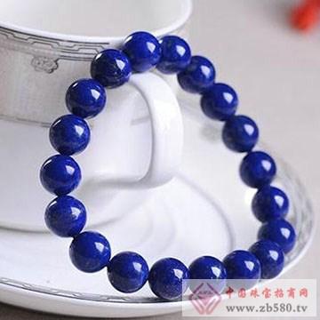 嘉图珠宝-青金石手链
