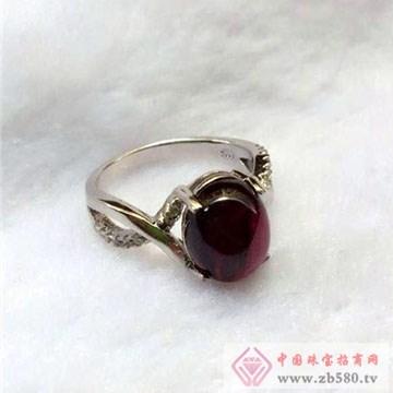 嘉图珠宝-石榴石戒指