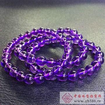 嘉图珠宝-天然紫水晶手链