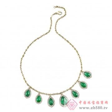 爱积珠宝-宝石项链03