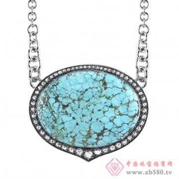 爱积珠宝-宝石项链01