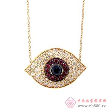 爱积珠宝-钻石项链02