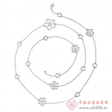 爱积珠宝-钻石项链03