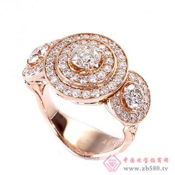 爱积珠宝-钻石戒指01