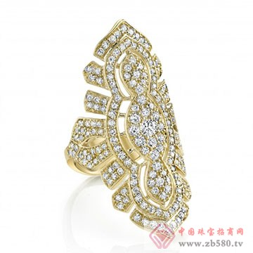 爱积珠宝-钻石戒指05