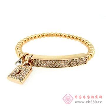 爱积珠宝-钻石手链01