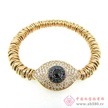爱积珠宝-钻石手链02