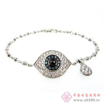 爱积珠宝-钻石手链03