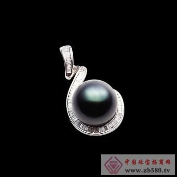 宝丽莱珠宝-珍珠吊坠02