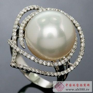 宝丽莱珠宝-珍珠戒指