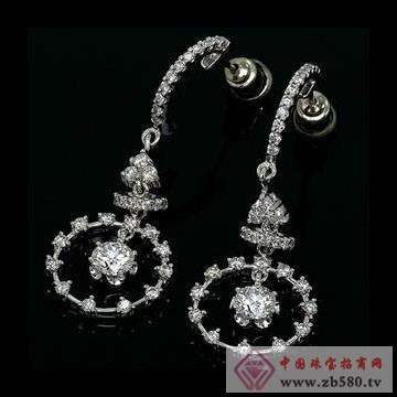 宝丽莱珠宝-钻石耳坠