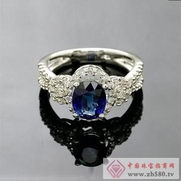宝丽莱珠宝-蓝宝石戒指01