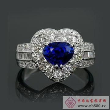 宝丽莱珠宝-蓝宝石戒指02