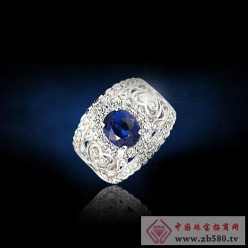 宝丽莱珠宝-蓝宝石戒指03
