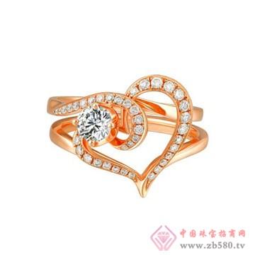 京华钻石戒指5