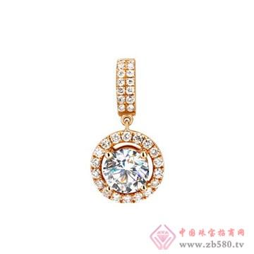 京华钻石吊坠7